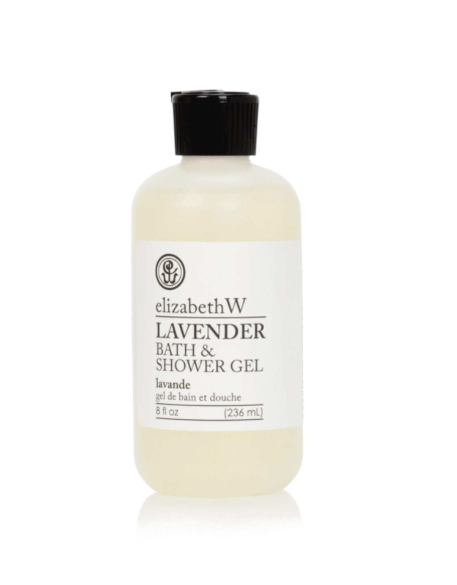 Elizabeth W Lavender Shower Gel 8oz