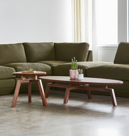 Gus* Modern Solana Oval Coffee Table