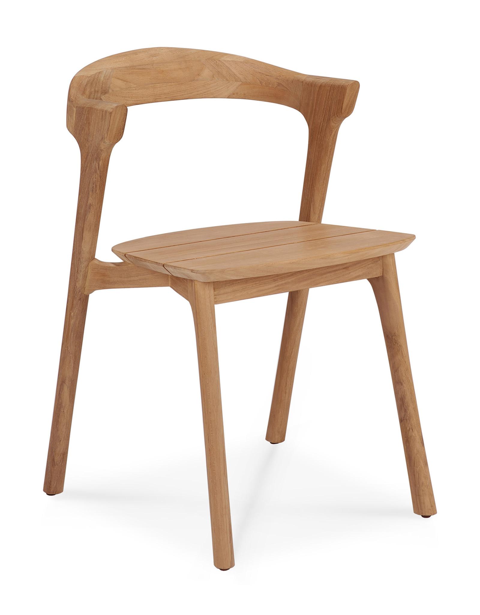 Teak Bok outdoor dining chair