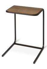 Teak N701 side table 16 x 16 x 21