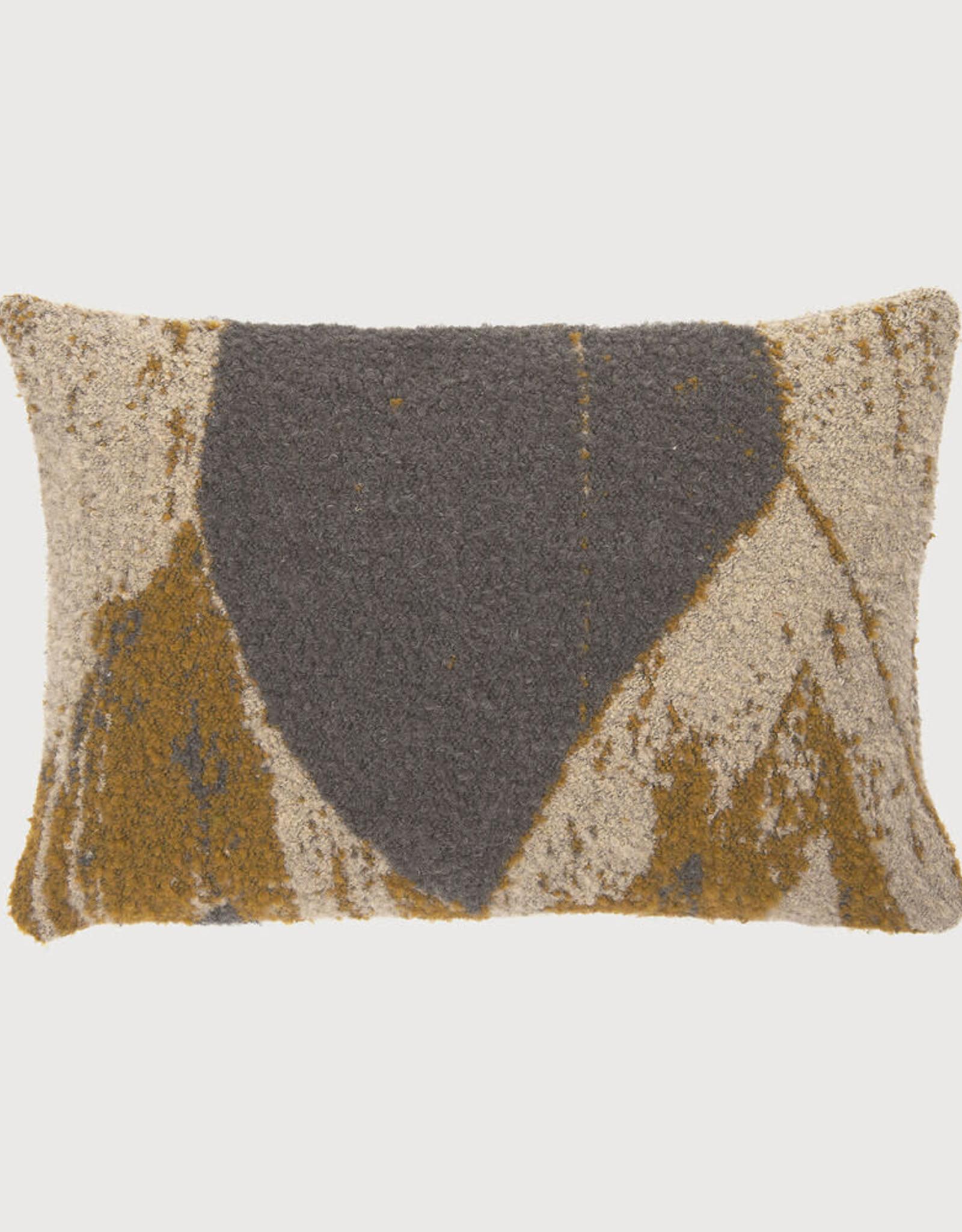 Avana Chevron Lumbar Cushion