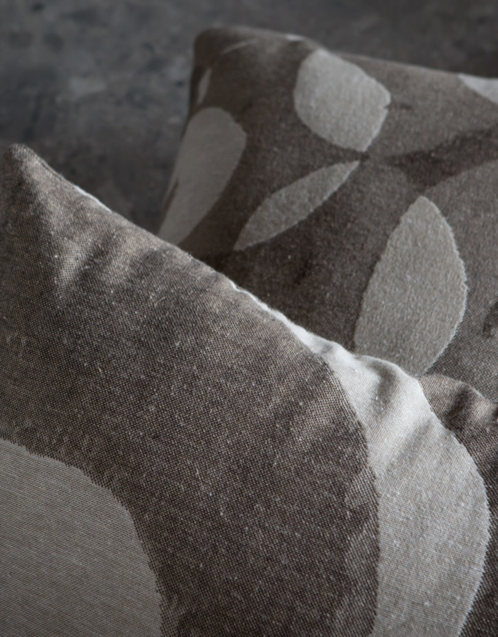 Abstract Detail Lumbar Cushion