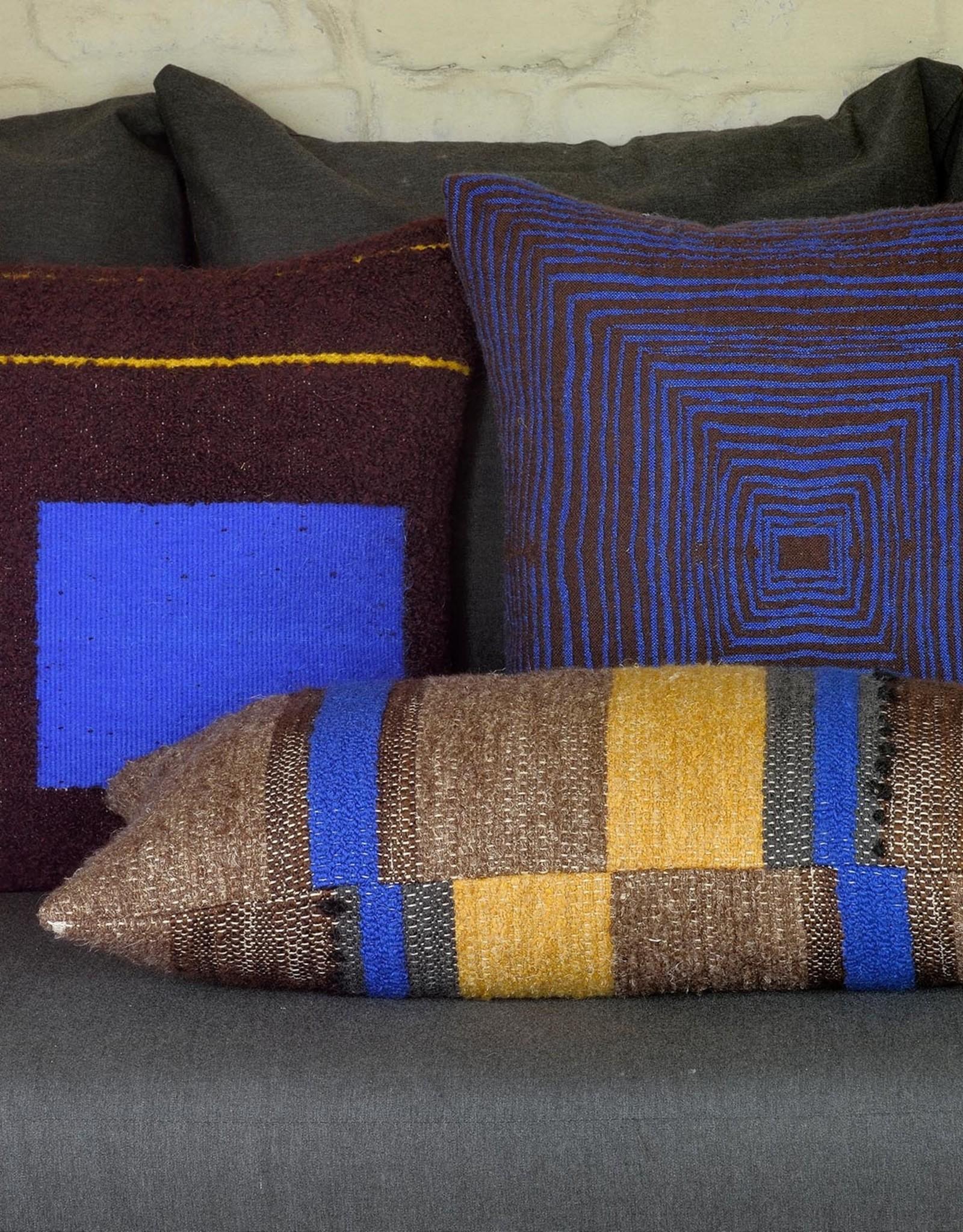 Bright Tulum Lumbar Cushion