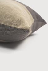 Layered Dots Square Cushion