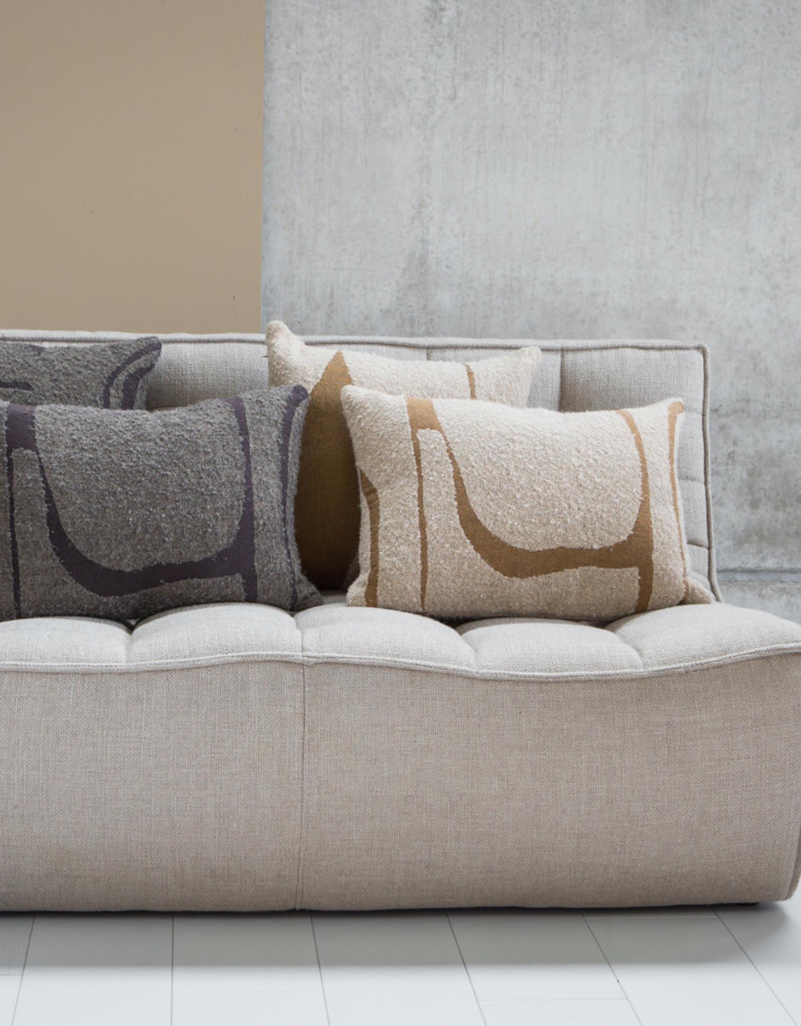 Moro Abstract Lumbar Cushion