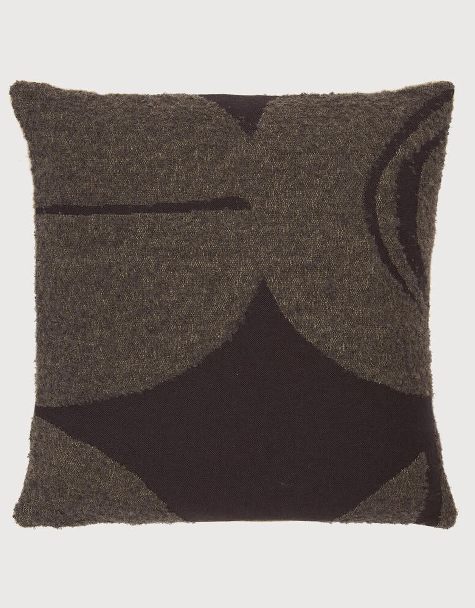 Moro Orb Square Cushion