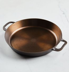 Smithey Ironware Co. No. 14 Dual Handle Skillet