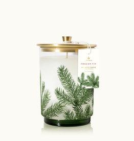 Frasier Fir Heritage Medium Pine Needle Luminary
