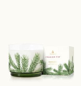 Frasier Fir Heritage Small Pine Needle Luminary