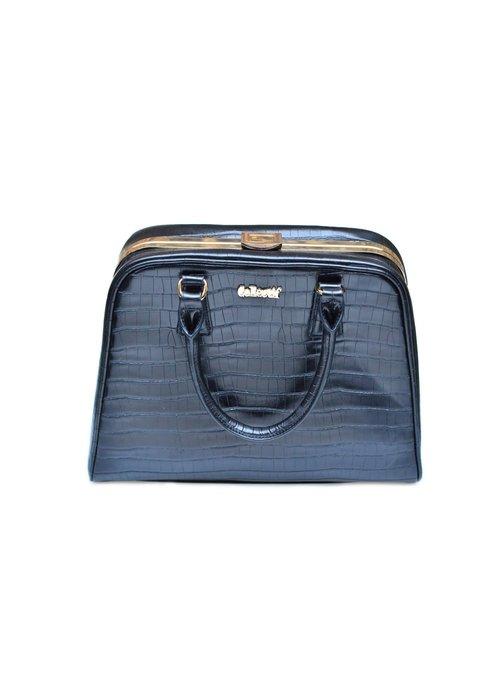 Collectif Lotta Mock Croc Handbag
