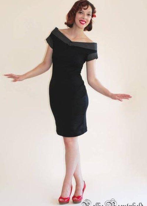 Rollie Beautyfield Nina polka dot dress