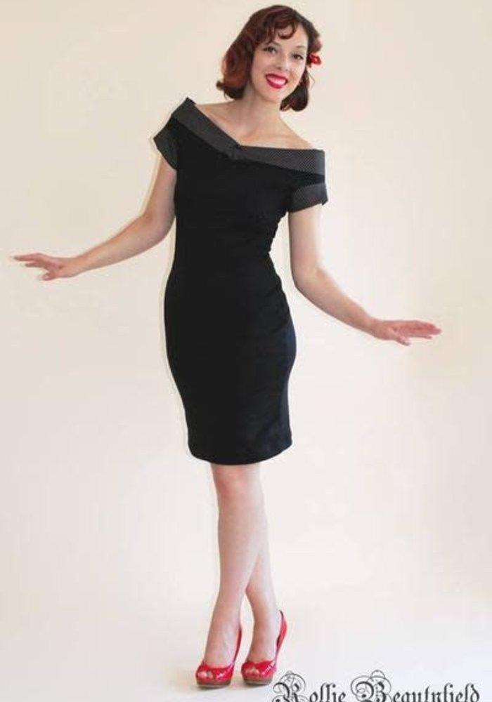 Nina Polka dot dress