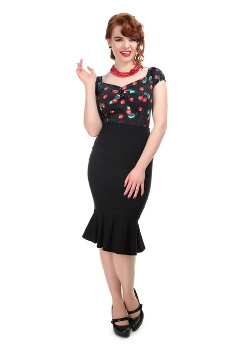 Collectif Jupe Winifred Fishtail