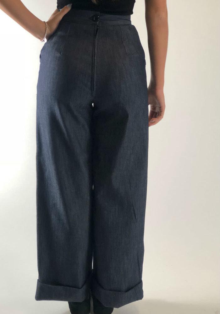 Pantalons Angélique Denim
