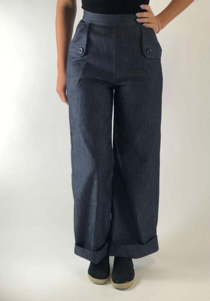Pantalons Angélique Denim +