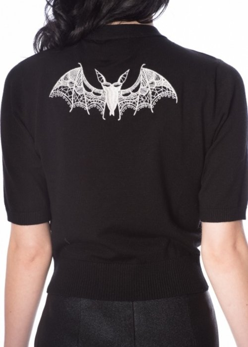 Banned Lace Bats Jumper