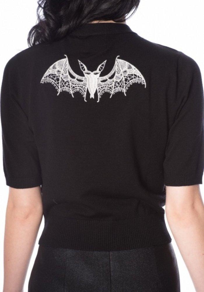 Lace Bats Jumper