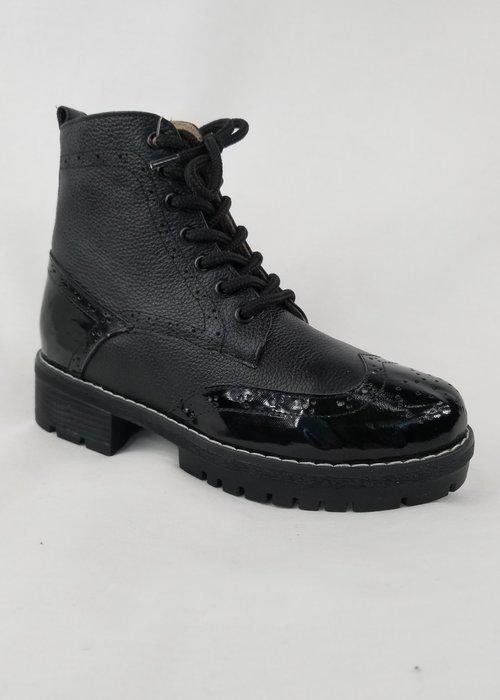 Anna Maria Dessin Combat Boots
