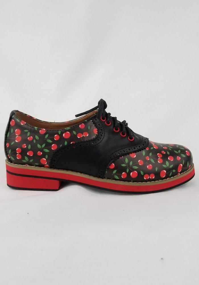 Chaussures Old Soul Dancer Cerises