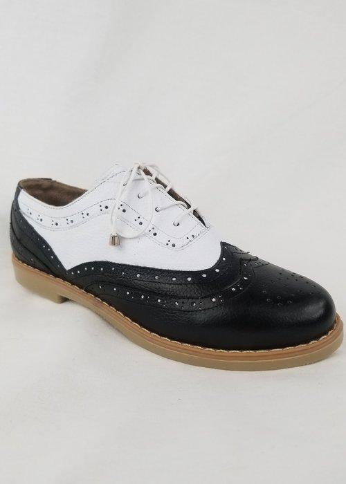 Anna Maria Dessin Chaussures Oxford