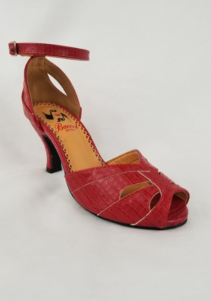 Chaussures Indiscreet Rouges