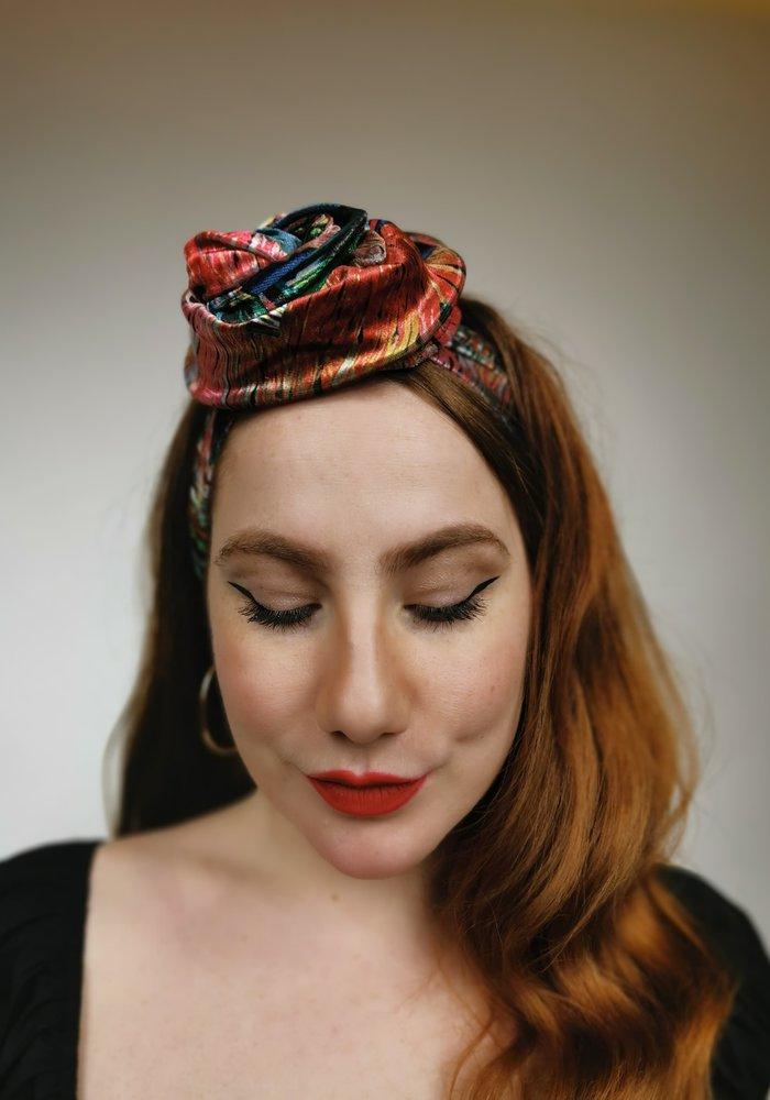 Turban Large Multi-Color