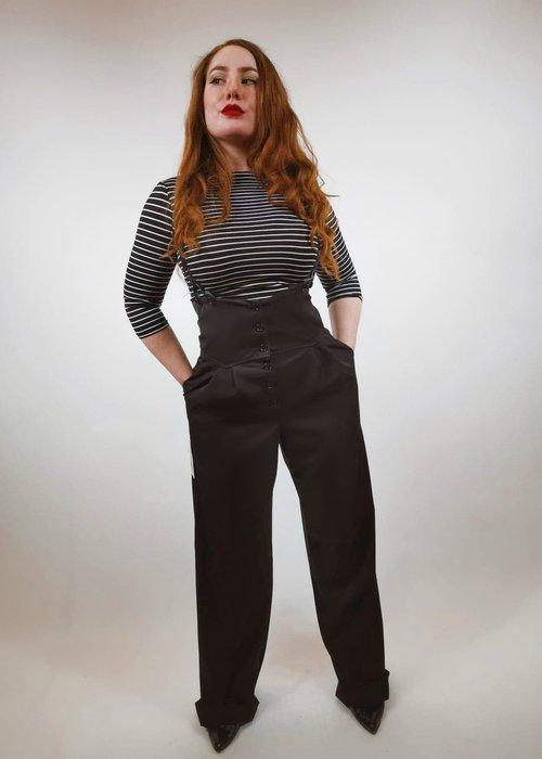 Unique Vintage Pantalon Thelma