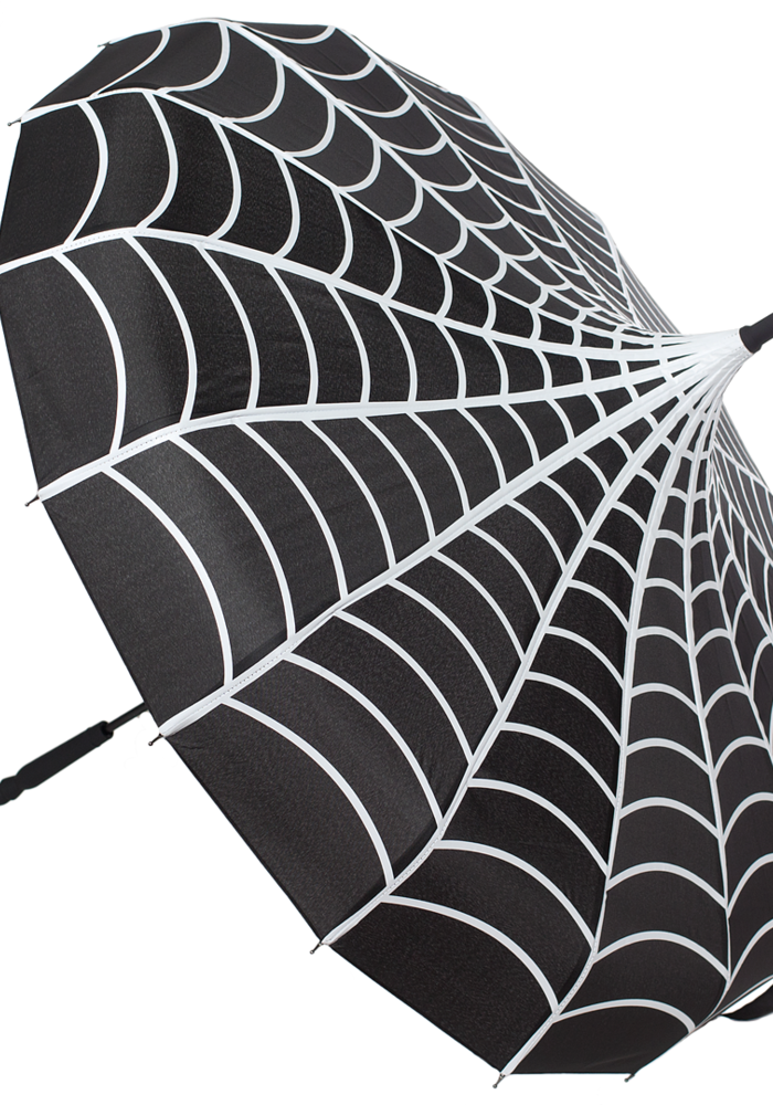 Spider web Pagode umbrella