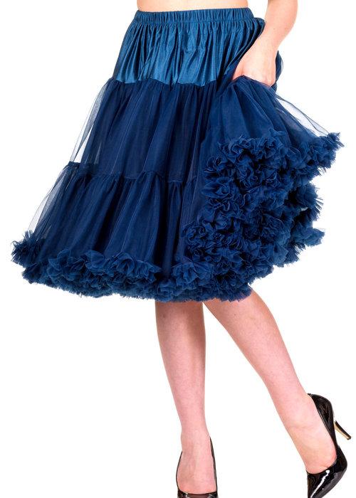Banned Crinoline Starlite Bleu Marin