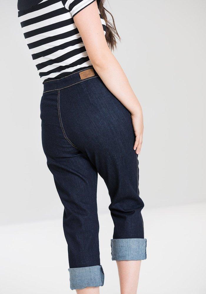 Capri Jeans Charlie Bleu