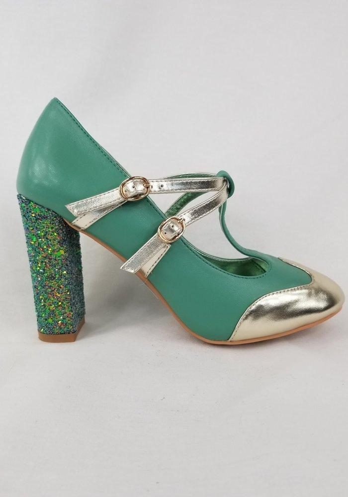 Chaussure Modern Love Aqua