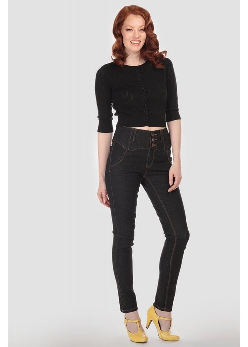 Collectif Jeans Rebel Kate Noir