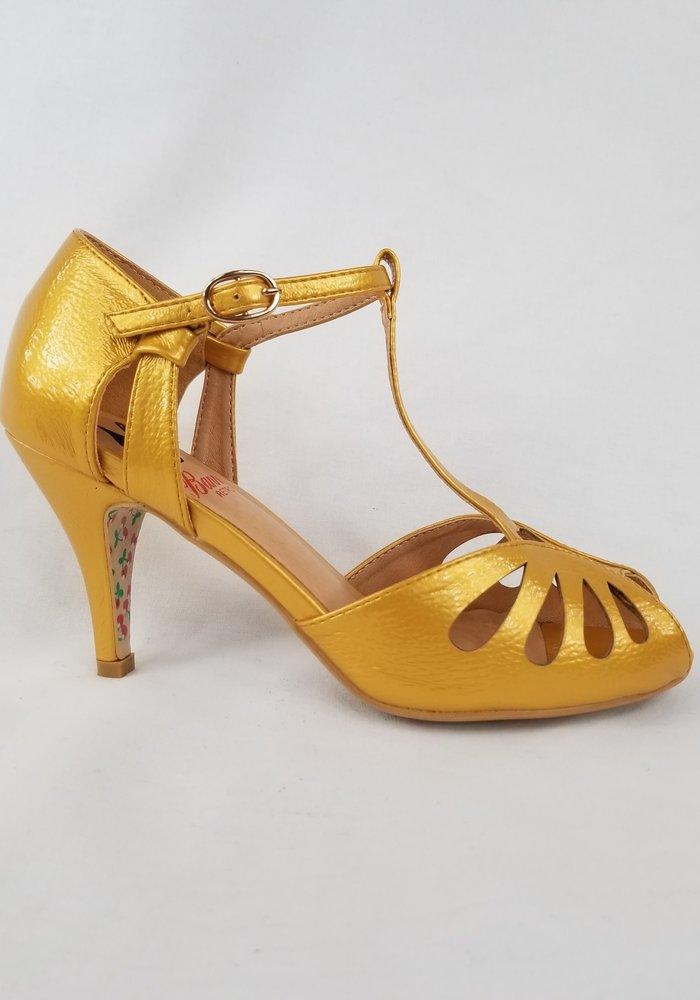 Chaussure Secret Love Doré