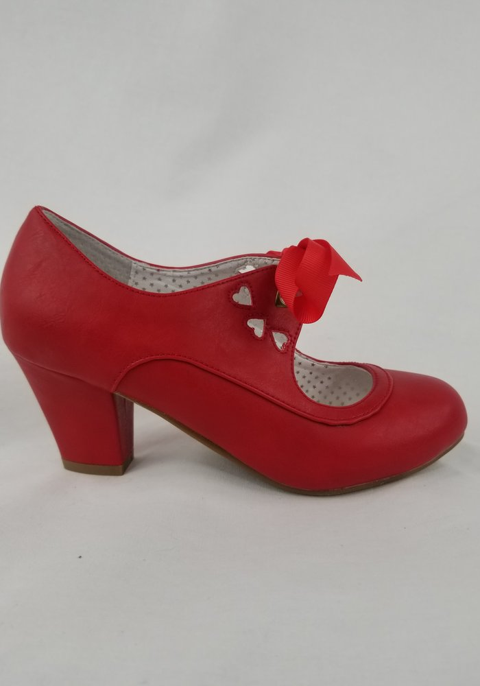 Chaussure Wiggle Rouge