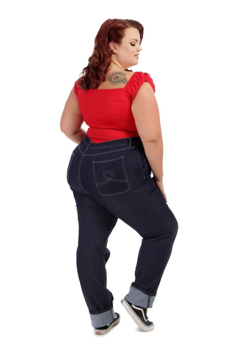 Collectif Red Dolores Top