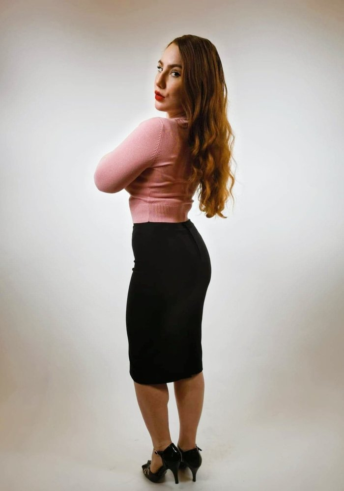 Jupe Lina Noir