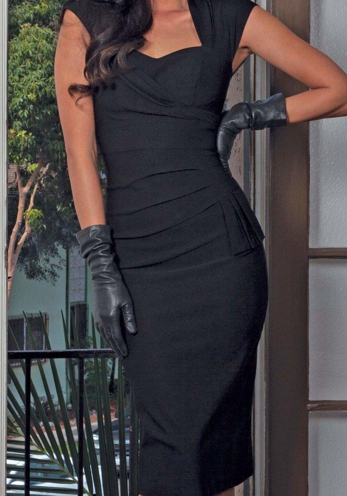 Robe Uma Noir