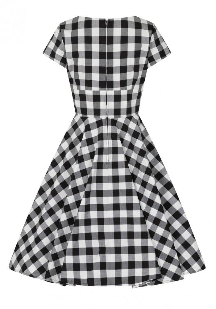 Robe Victorine 50s