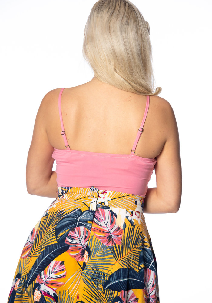 Top Wrap Front Rose