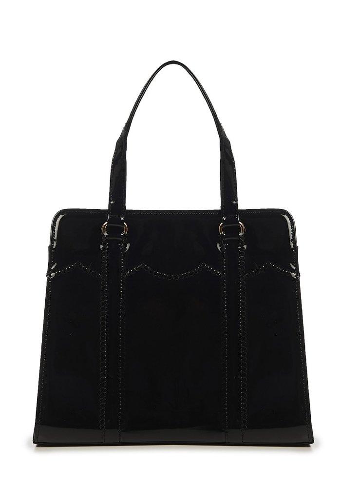 Juicy Bits Black Bag
