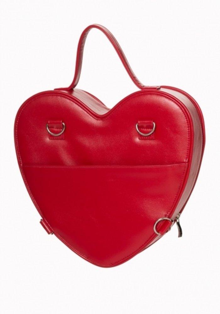 Lala Red Bag