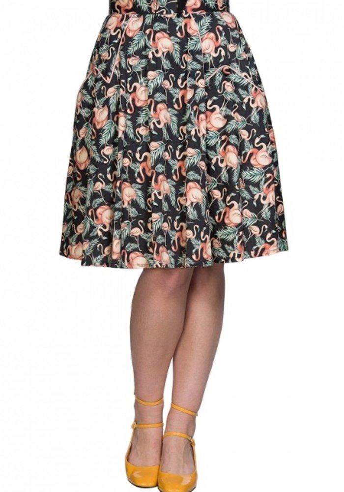 Flamingo Honnie Skirt +