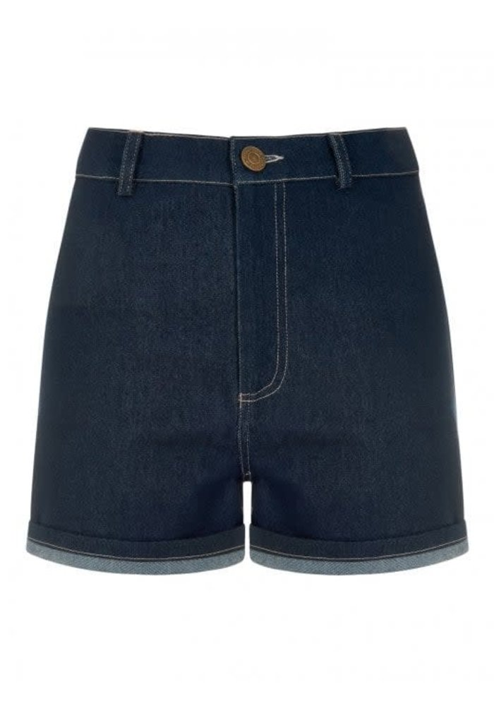Lily Short Denim