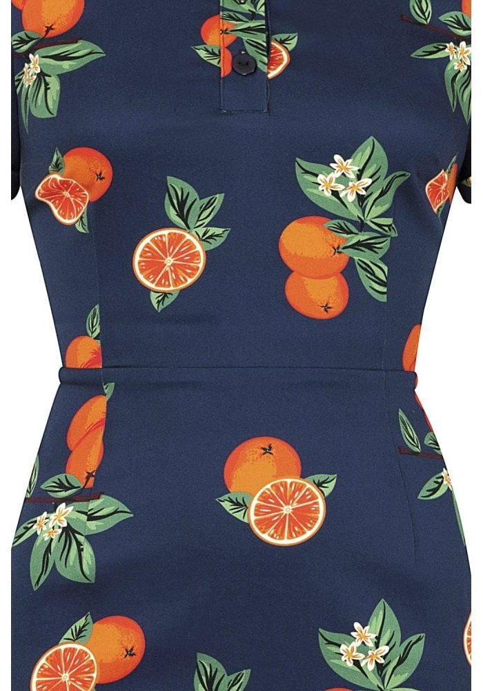 Robe Mirtilla Oranges