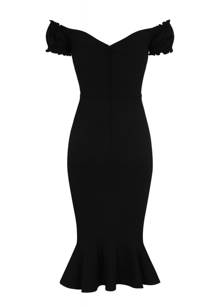 Robe Sacha Fishtail