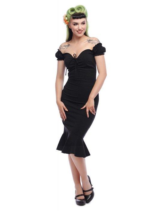 Collectif Sacha Fishtail Dress +