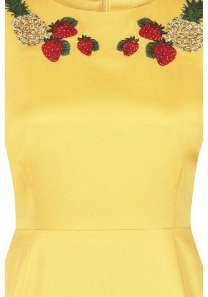 Robe Stephanie Fruits