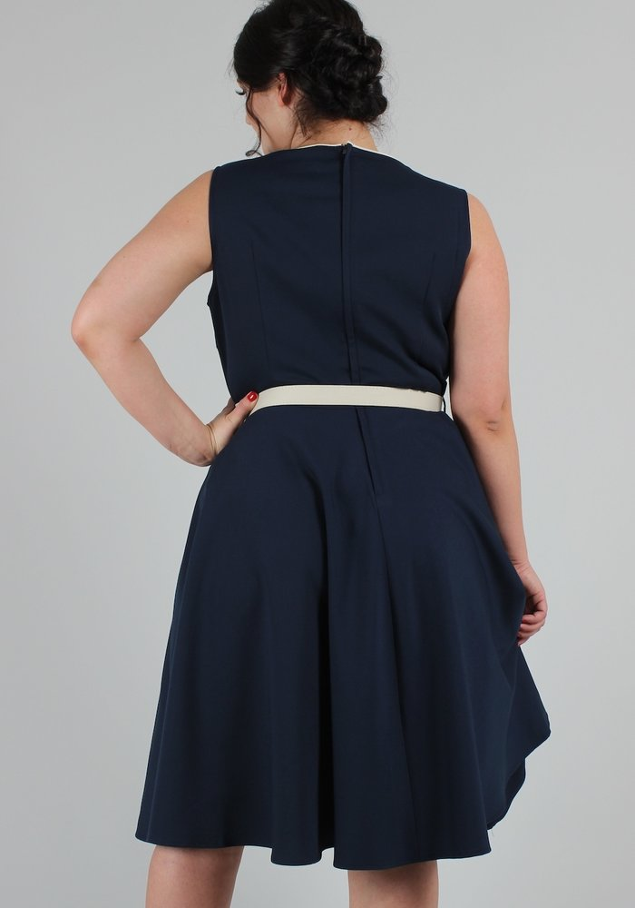 Sailor Nyla Navy Dress