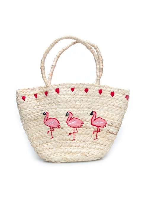 Collectif Sac Flamingo