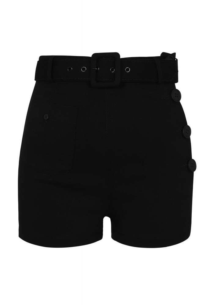 Shorts Gertrude Noir +